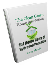 101 Home Uses of Hydrogen Peroxide - 5th Edition